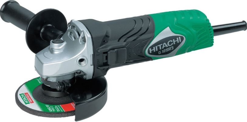HITACHI G12SR3 Top Famous Selling Angle Grinders in 2019