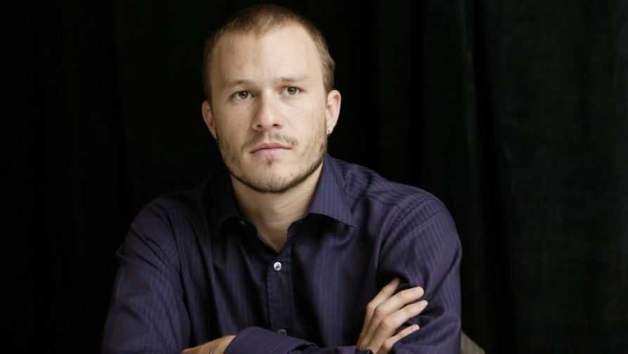 Heath Ledger Top Popular People in Australia 2018