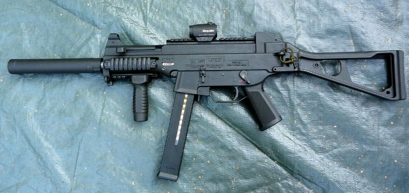 Top 10 Best Submachine Guns 2019 Review | Trending Top Most