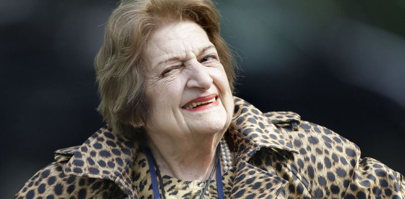 Helen Thomas Top Famous People With The Ugliest Faces of All Time 2019