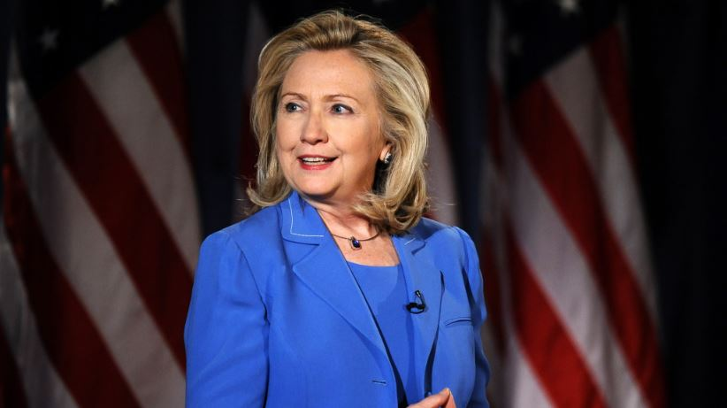 Hillary Rodham Clinton Top Most Popular Inspirational People 2018