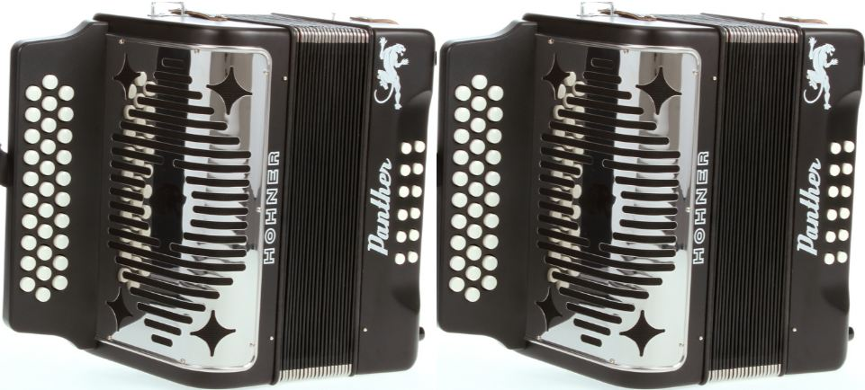 Hohner Panthers G C F Top 10 Best Selling Accordions