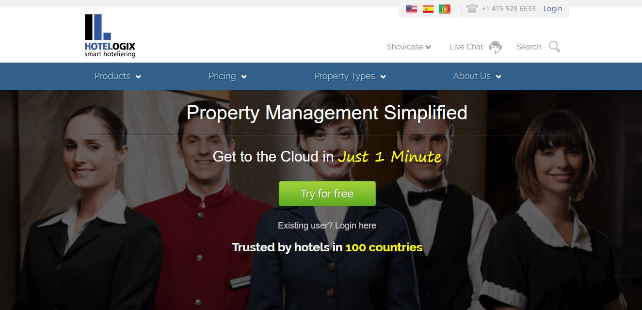 Hotelogix Top Most Popular Hospitality Technology Companies 2018