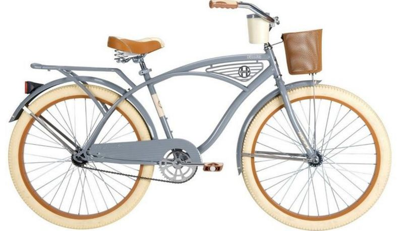 huffy-bicycle-26-inch-gray-deluxe-cruiser-bike-mens-number-26645