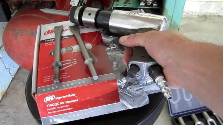 Ingersoll Rand 114GQC Air Hammer Top Popular Selling Air Hammers 2019