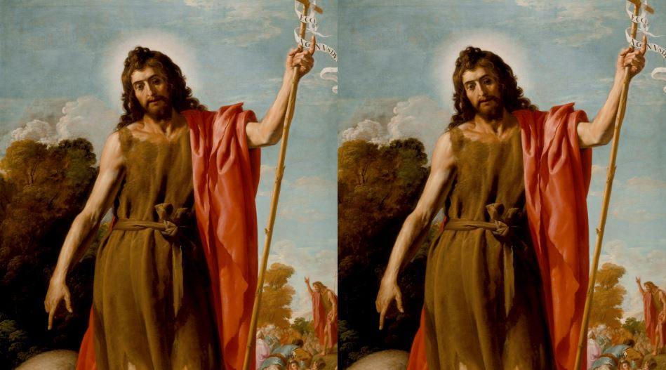John the Baptist Top Popular Accurate Prophets in History 2019