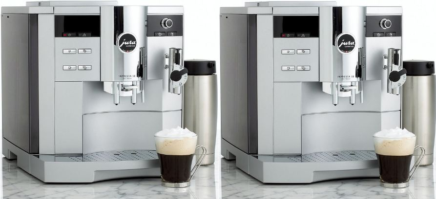 Jura-Capresso Impressa S9 One-Touch Automatic Coffee Center