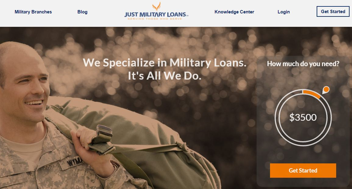 Just Military Loans Top Popular Payday Loan Companies 2018