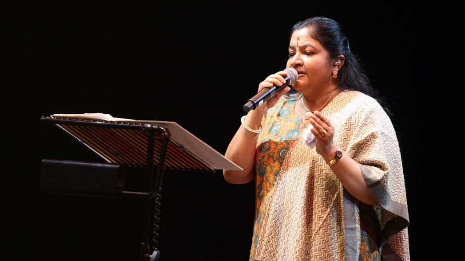 K.S. Chithra Top 10 Finest Women on Earth