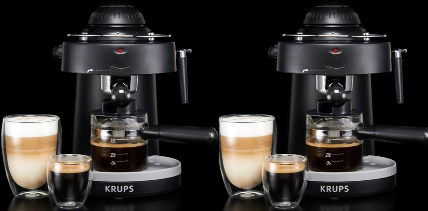 KRUPS XP100050 Top 10 Best Selling Espresso Machines
