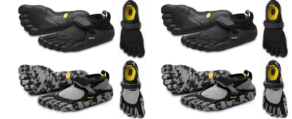 KSO Vibram for Men Top 10 Best Selling Fivefingers Shoes
