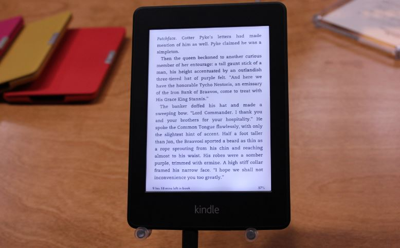 Kindle Paperwhite E-reader Top 10 Best Selling Ebook Readers