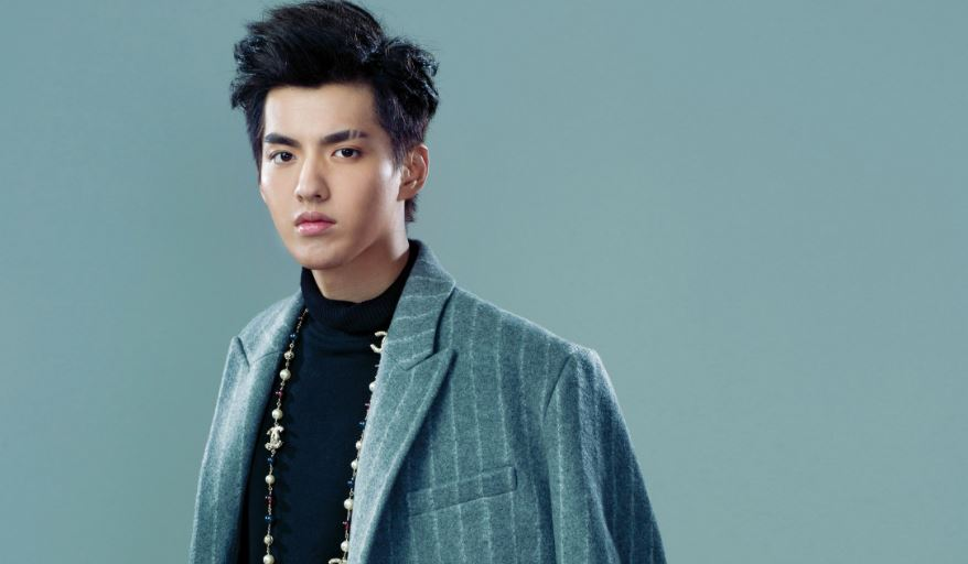 Kris Wu Top Famous Handsome Asian Actors in 2019