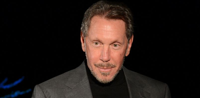 Larry Ellison Top 10 Most Famous Billionaires