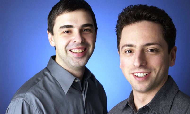 Larry Page and Sergey Brin Top Famous Business Moguls in Technology 2019