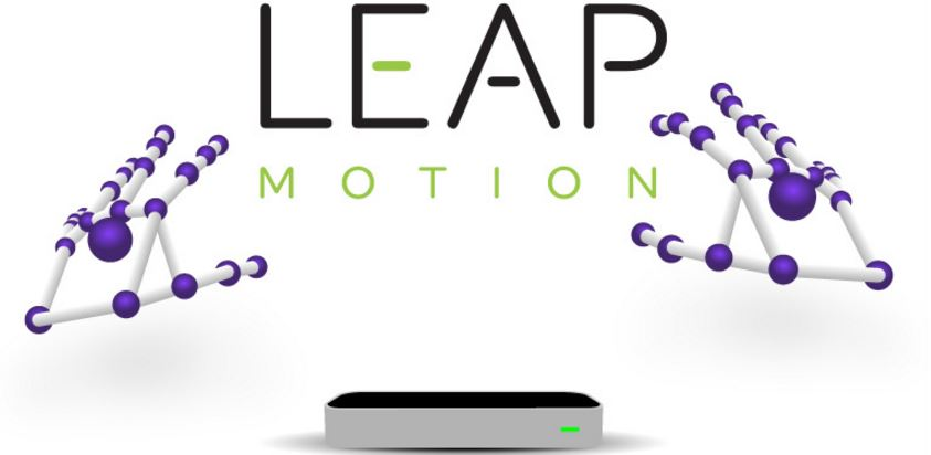 Leap Motion's technology Top Most Companies Developing Futuristic Products 2018