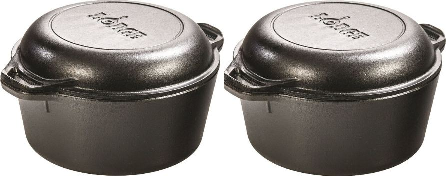 lodge-l8dd3-double-dutch-oven-top-popular-selling-dutch-ovens-2018