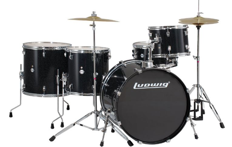 Ludwig Top Most Famous Selling Drum Sets 2018