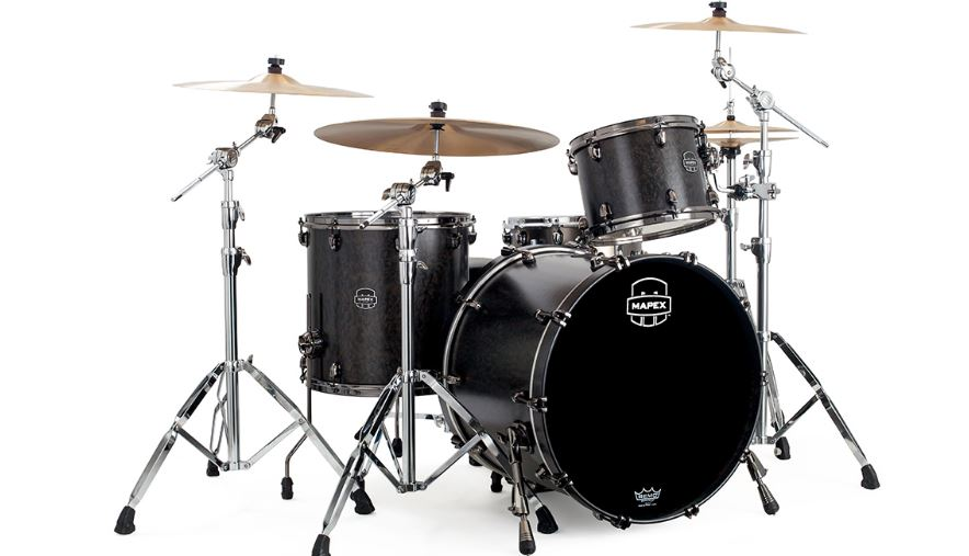Mapex Top Most Popular Selling Drum Sets 2018