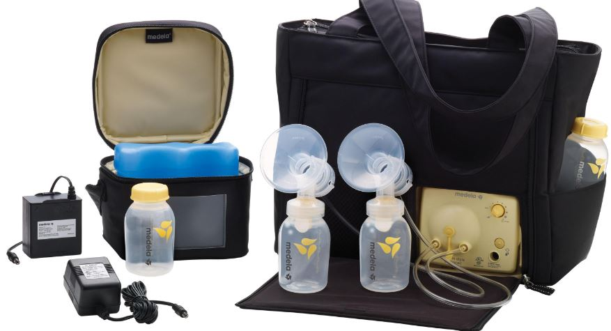 Medela Pump in Style Advanced Breast Pump with On the Go Tote Top Most Popular Selling Electric Breast Pumps 2018