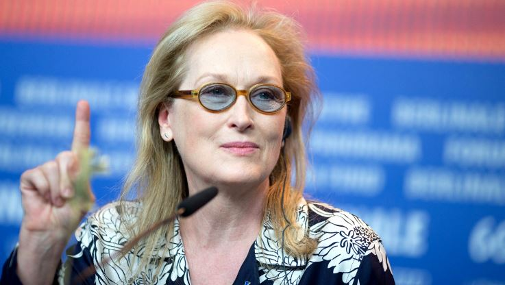 Meryl Streep Top 10 Ugliest Blonde Women