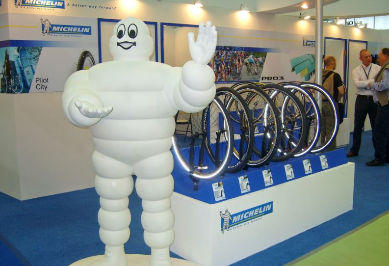 Michelin Man- Michelin Tires Top Most Popular Disturbing Product Mascots 2018