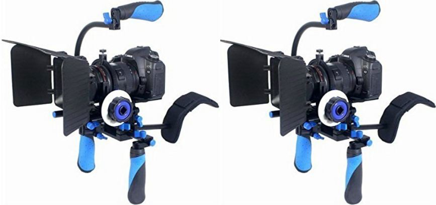 Morros DSLR Rig Movie Kit Shoulder Mount Rig