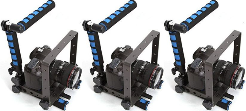 Morros DSLR Spider Rig DR-2 Shoulder-Mount Support Rig