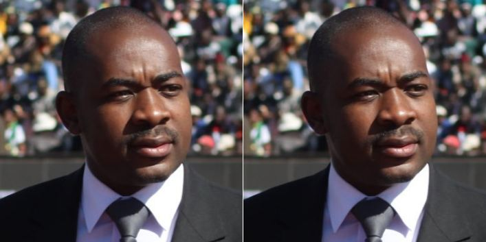 Nelson Chamisa Top 10 Most Handsome Men in Zimbabwe