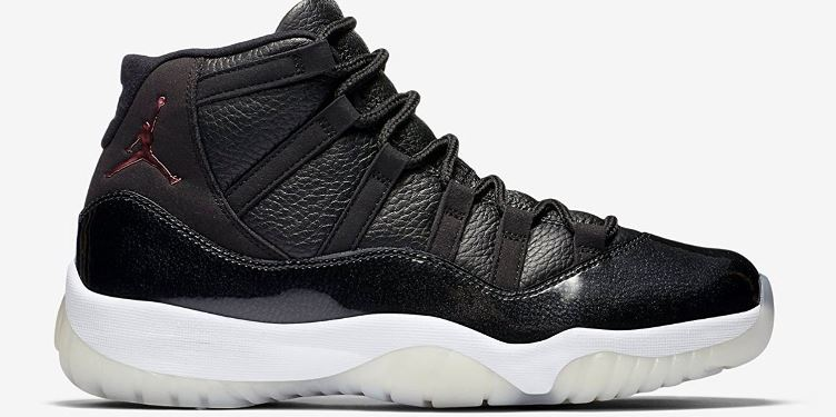 Nike Air Jordan Men's 11 Retro Shoes Top 10 Best Selling Air Jordan Releases in