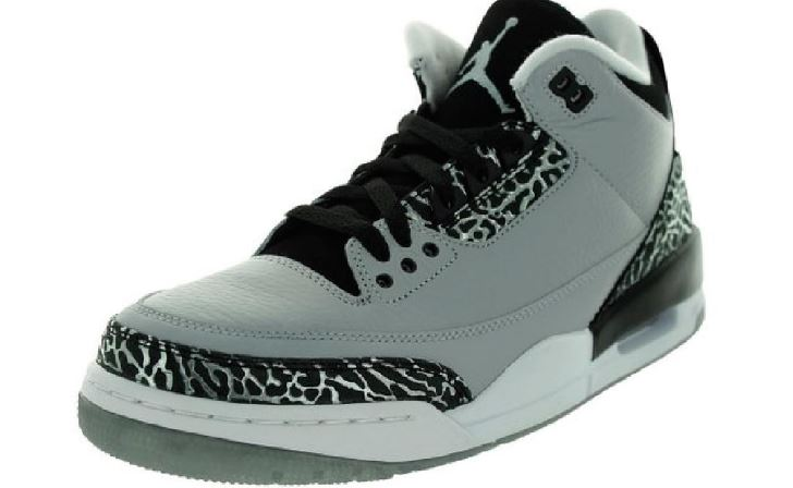Nike Men's Air Jordan III Retro Infrared 23 Basketball Shoes
