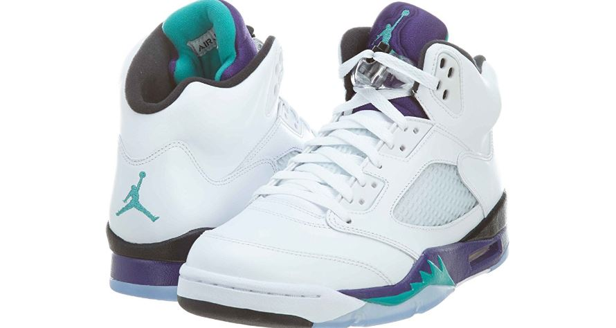 Nike Men's Air Jordan V 5 Retro Basketball Shoes