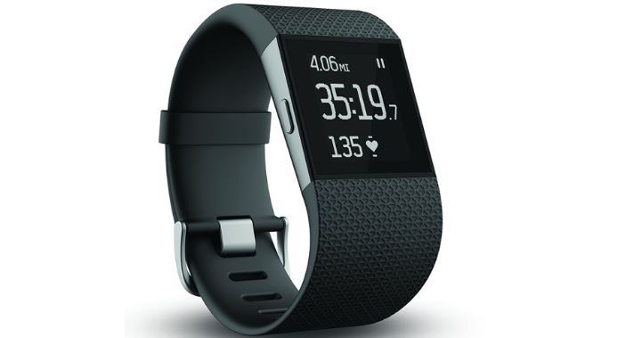 Nine.'Fitbit Surge Top Popular Selling Activity Sleep Trackers 2019