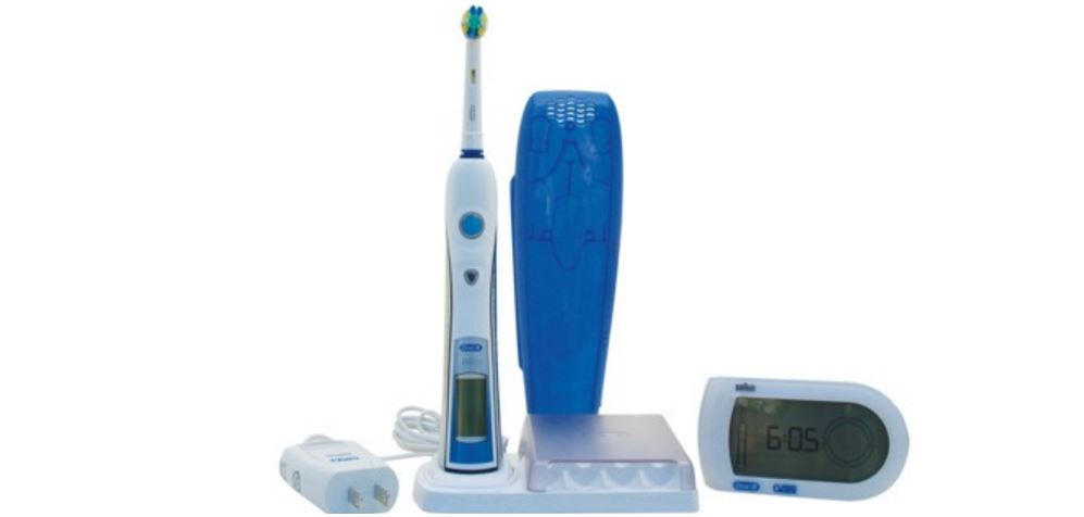 Oral-B Pro 5000 SmartSeries Power Rechargeable Electric Toothbrush Top Best Selling Electric Sonic Toothbrushes 2017