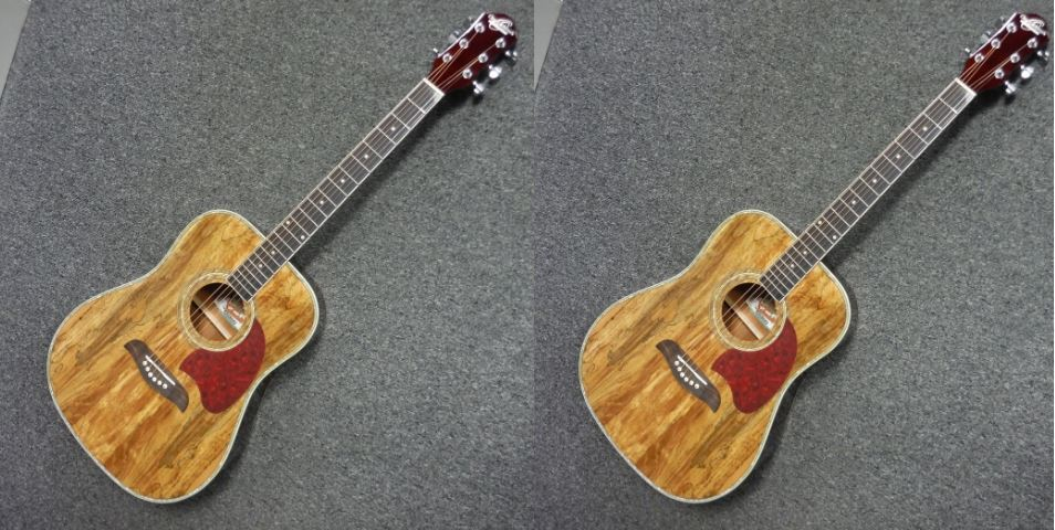 Oscar Schmidt OG2SM Top Popular Selling Acoustic Guitars 2019