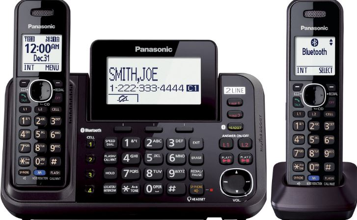 panasonic-kx-tge274s-top-10-best-selling-cordless-phones