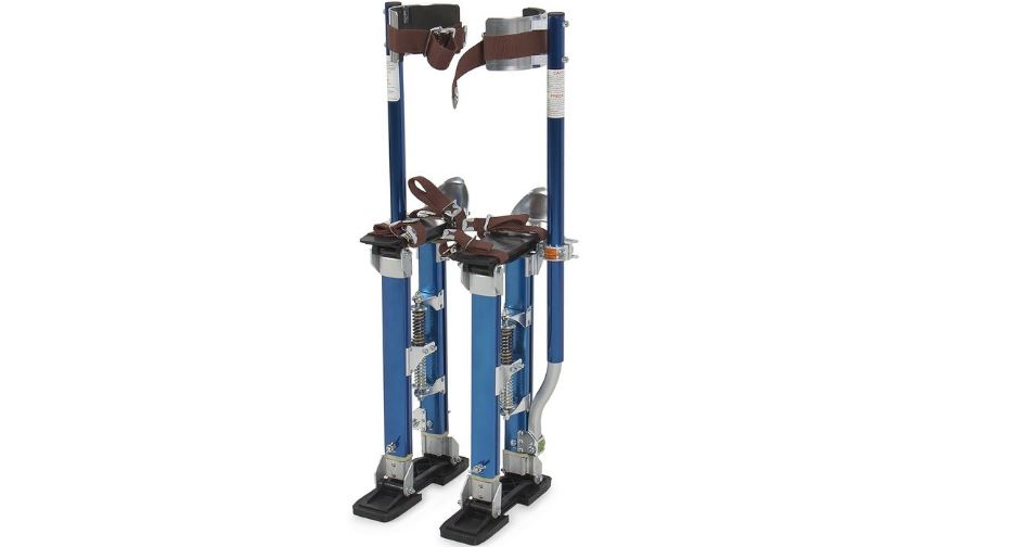 Pentagon tools 1116 Drywall stilt 18-30 Top Popular Selling Drywall Stilts 2019