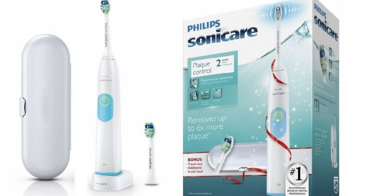 Philips Sonicare 2 Series Plaque Control Sonic Electric Rechargeable Toothbrush Top Famous Selling Electric Sonic Toothbrushes 2019