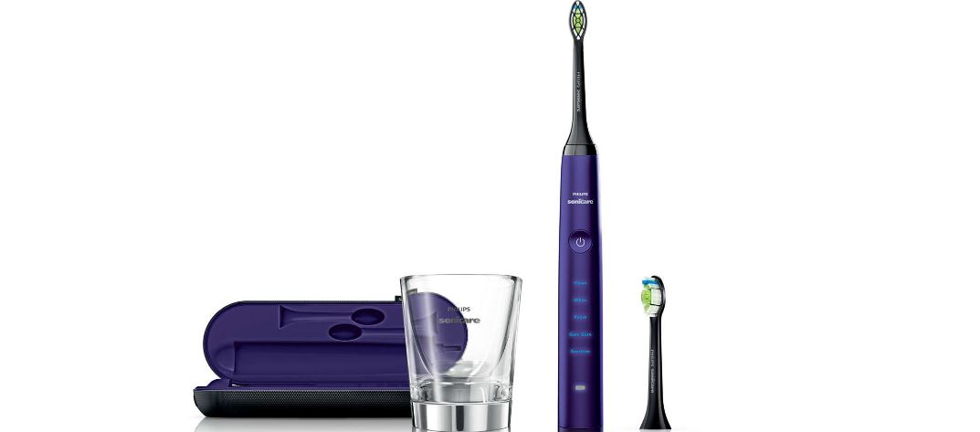 Philips Sonicare DiamondClean Sonic Electric Rechargeable Toothbrush Top 10 Best Selling Electric Sonic Toothbrushes