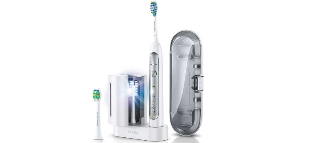 Philips Sonicare Flexcare Platinum Sonic Electric Electric Toothbrush