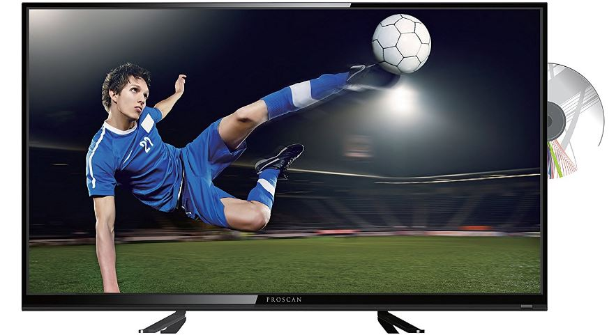 Proscan PLEDV1945A-B 19-Inch 720p 60Hz LED TV-DVD Combo Top Best Selling 40 Inch Television in The Market 2017