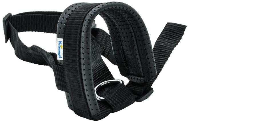quick-fit-dog-muzzle-with-adjustable-straps