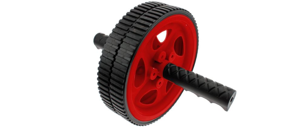 Red Ab Wheel by Valeo