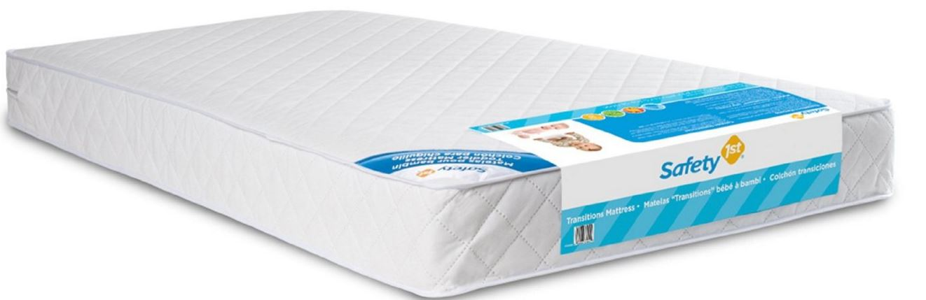 Safety 1st Heavenly Dreams White Crib Mattress Top 10 Best Selling Crib Mattresses