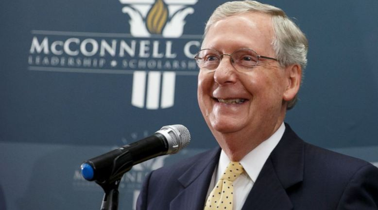 Sen. Mitch McConnell Top Famous People Who Are Ruining America 2019