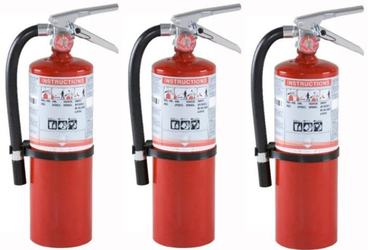 Shield 10916R Fire Extinguisher