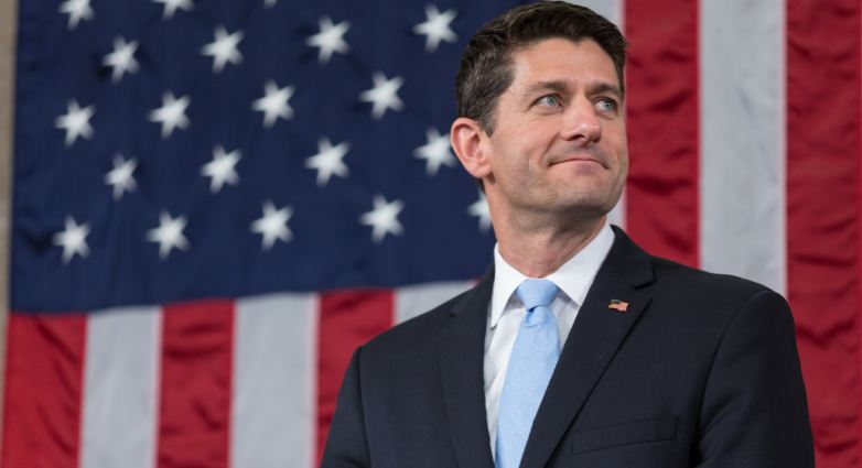 Speaker of the House Paul Ryan Top 10 People Who Are Ruining America