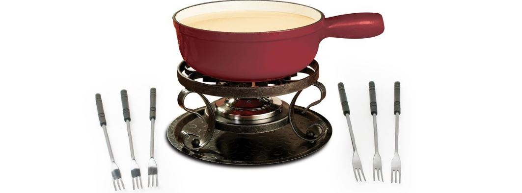 swissmar-kf-66517-lugano-2-quart-cast-iron-cheese-fondue-set-top-10-best-selling-electric-fondue-pots