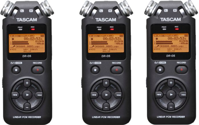 tascam-dr-05-portable-voice-recorder