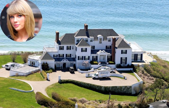 Taylor Swift House 2017-2018
